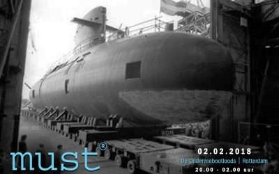 De Onderzeebootloods Rotterdam