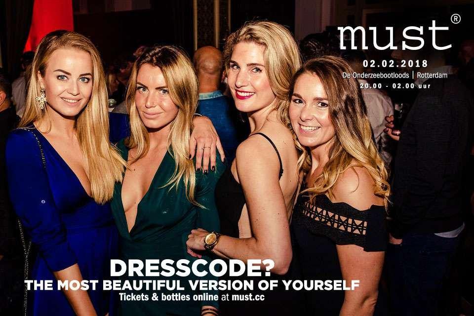 Je bekijkt nu Our dresscode…