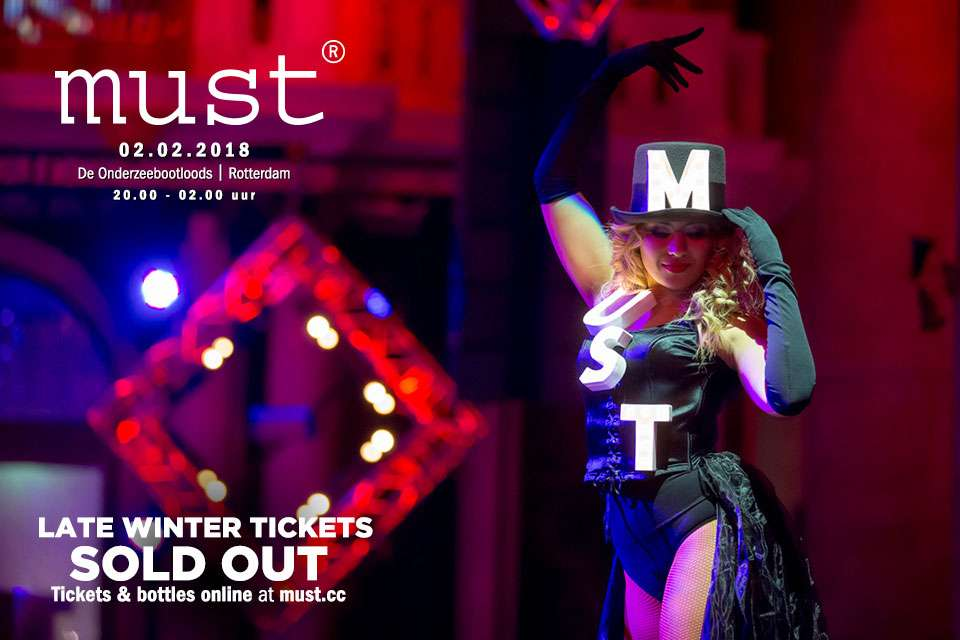 Late winter tickets sold out