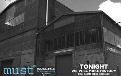 Tonight we will make history