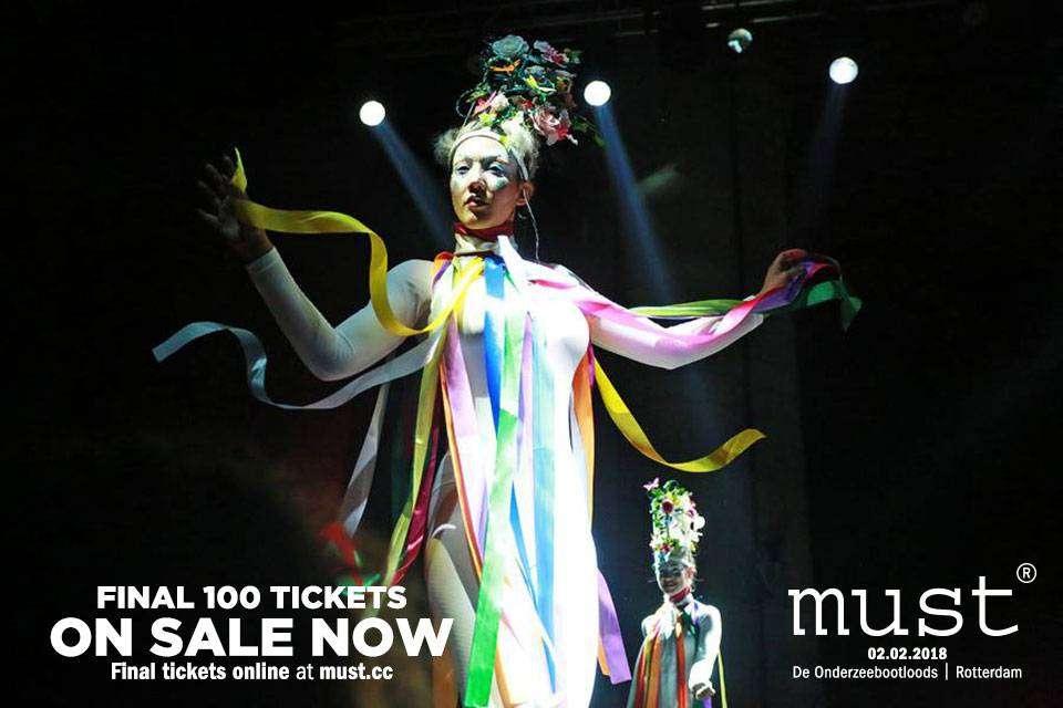 Final 100 tickets in presale now!