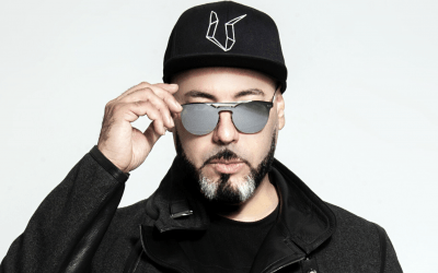 ROGER SANCHEZ IN HET WIT