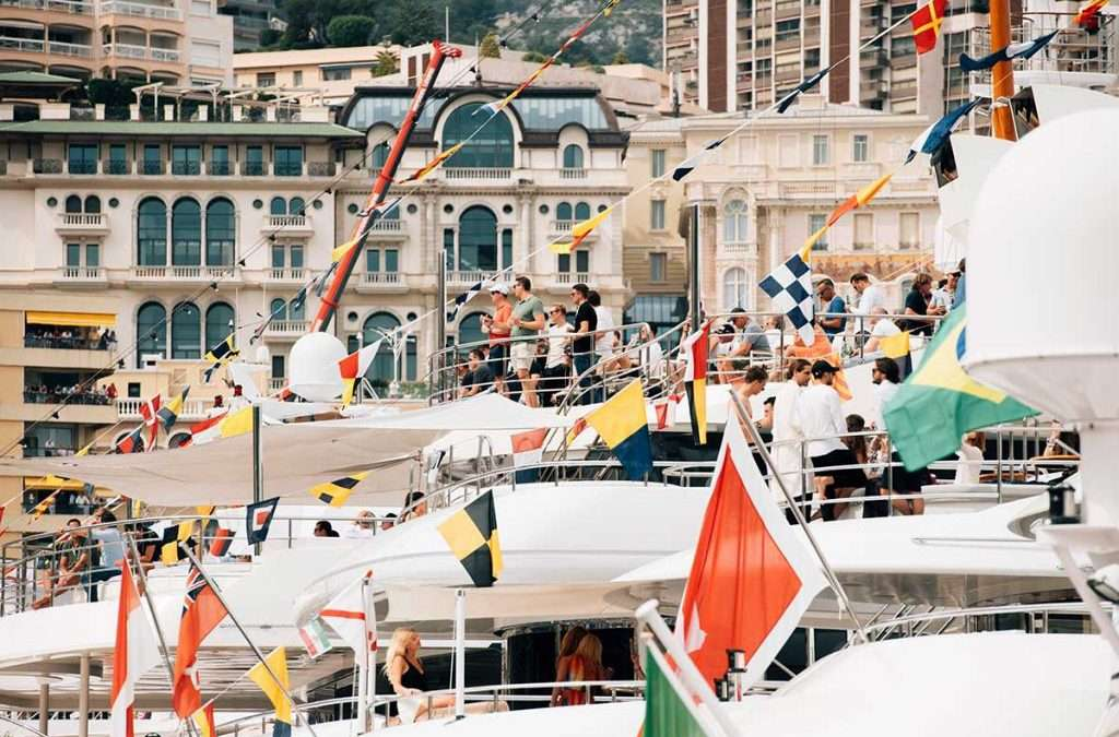 MUST op The Holland Boat [Formule 1, Monaco]