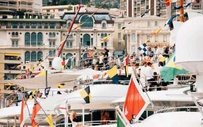 MUST op The Holland Boat [Formule 1, Monaco]